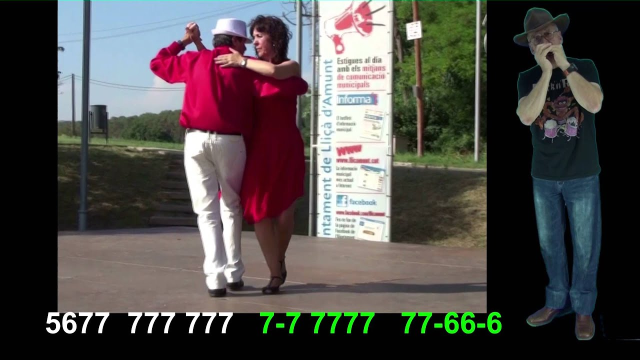 tango tablatura: