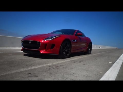 Car Tech - Jaguar F-type S Coupe is beautiful and impractical