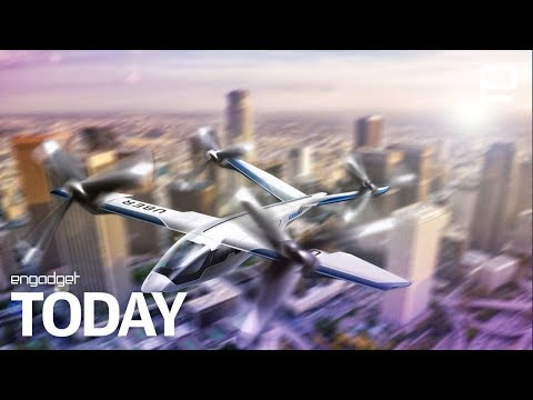 Uber has multiple aerospace partners working on its air taxi project | Engadget Today