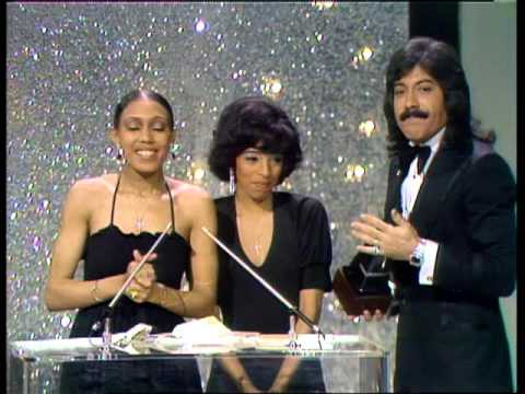 Tony Orlando and Dawn Win Pop/Rock Single - AMA 1974