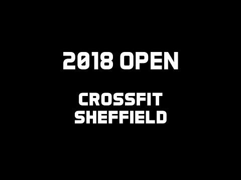 CrossFit Sheffield - 2018 Open Announcement