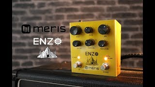 Meris - ENZO the best synth pedal ? Our First Impression