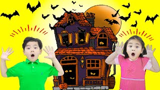 Annie & Sammy Goes on a Kids Adventure to the Mystery Play House