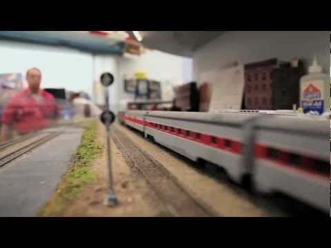 The Tech Model Railroad Club of MIT