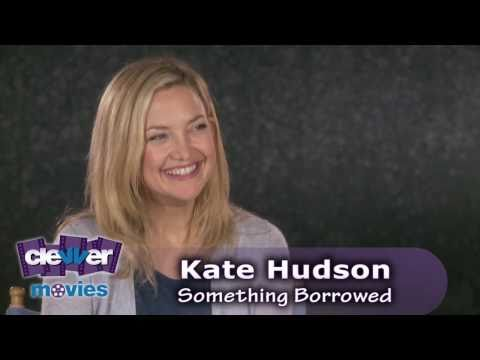 Kate Hudson 'Something Borrowed' Interview