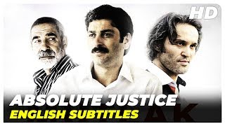 Absolute Justice (Mutlak Adalet)| Turkish Full Movie (English Subtitles)
