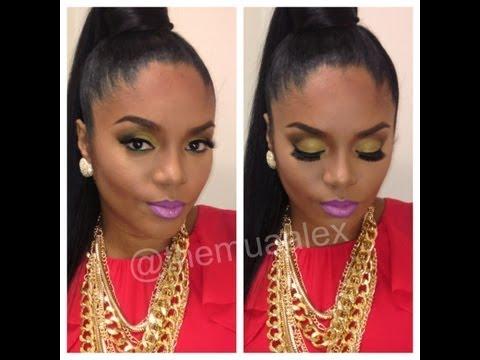 Love and Hip Hop Atlanta Reunion OFFICIAL Rasheeda Makeup Tutorial (The Originator)