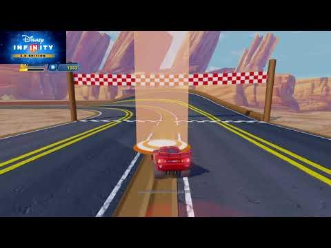 Disney Infinity 3.0 Cars Radiator Springs Toy Box Race |