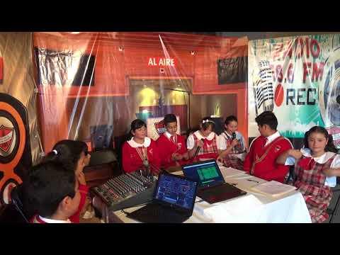 """""""ELABORAR UN PROGRAMA DE RADIO"""" Escuela 18 de Marzo, Pachuca Hgo."""