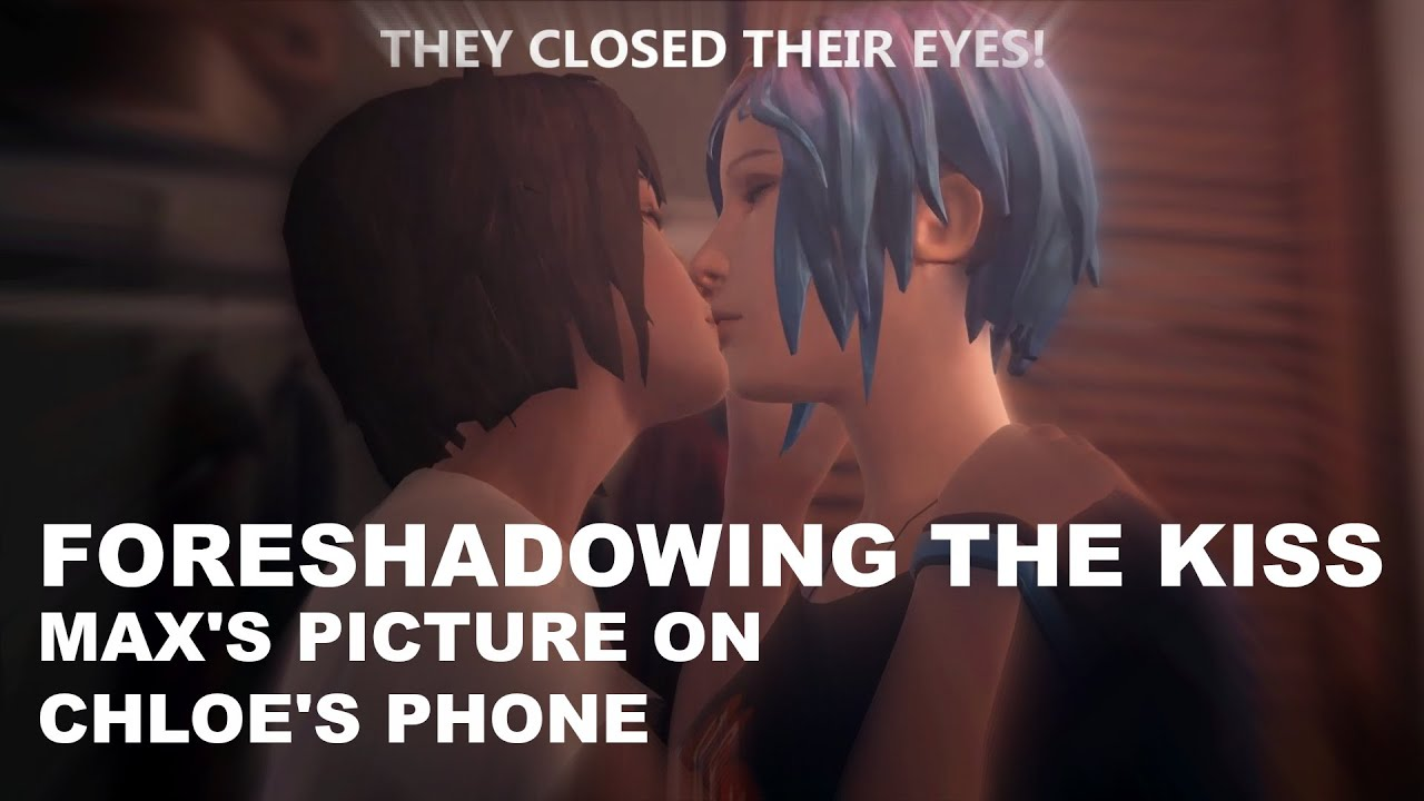 Max As Wallpaper Foreshadowing The Kiss Life Is Strange Youtube