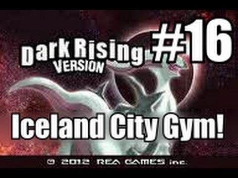 Pokemon Dark Rising | EP 16 Iceland City Gym!