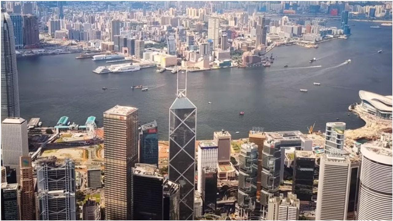 瑞士全球競爭力報告:香港排名第2|國際|流動新聞 - YouTube