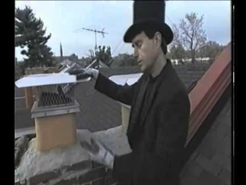 Sergio Monarca Of Olde Londontowne Chimney Sweeps On Hgtv