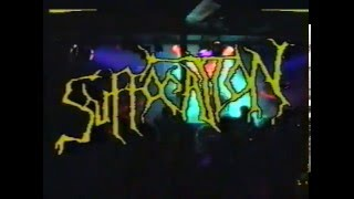 Suffocation - Live in Holland 25-04-1992
