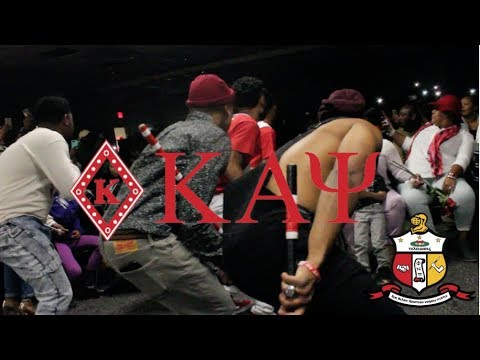 NuNu Kappa Alpha Psi Fall '17 Probate NuNu  (The University of South Carolina Aiken)