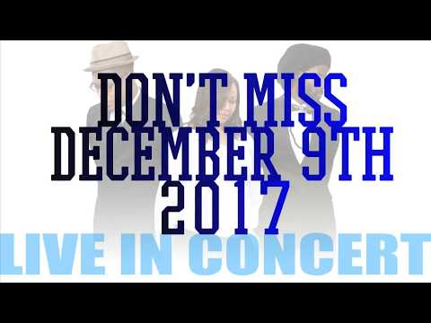 Christian Christmas Concert December 9th 2017 feat. Anthony Burgess Kendra Lee and Antha REdNOTE