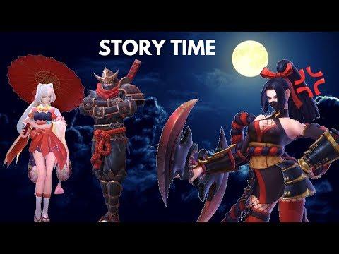 HANABI BACKGROUND STORY/LORE AS TOLD BY SHINMEN TAKEZO | Mobile Legends