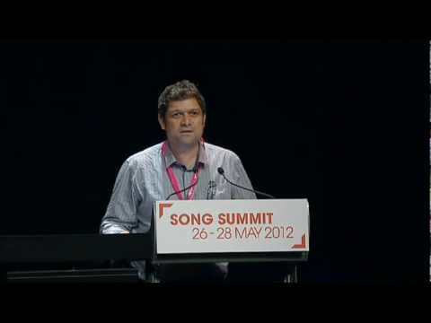 """Song Summit 2012: Wesley Enoch """"The Value of Cultural Expression"""""""