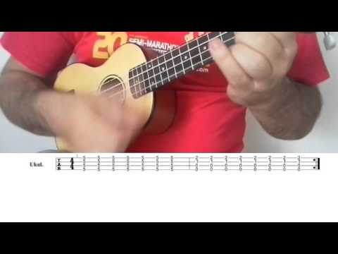 how to play uptown funk on guitar