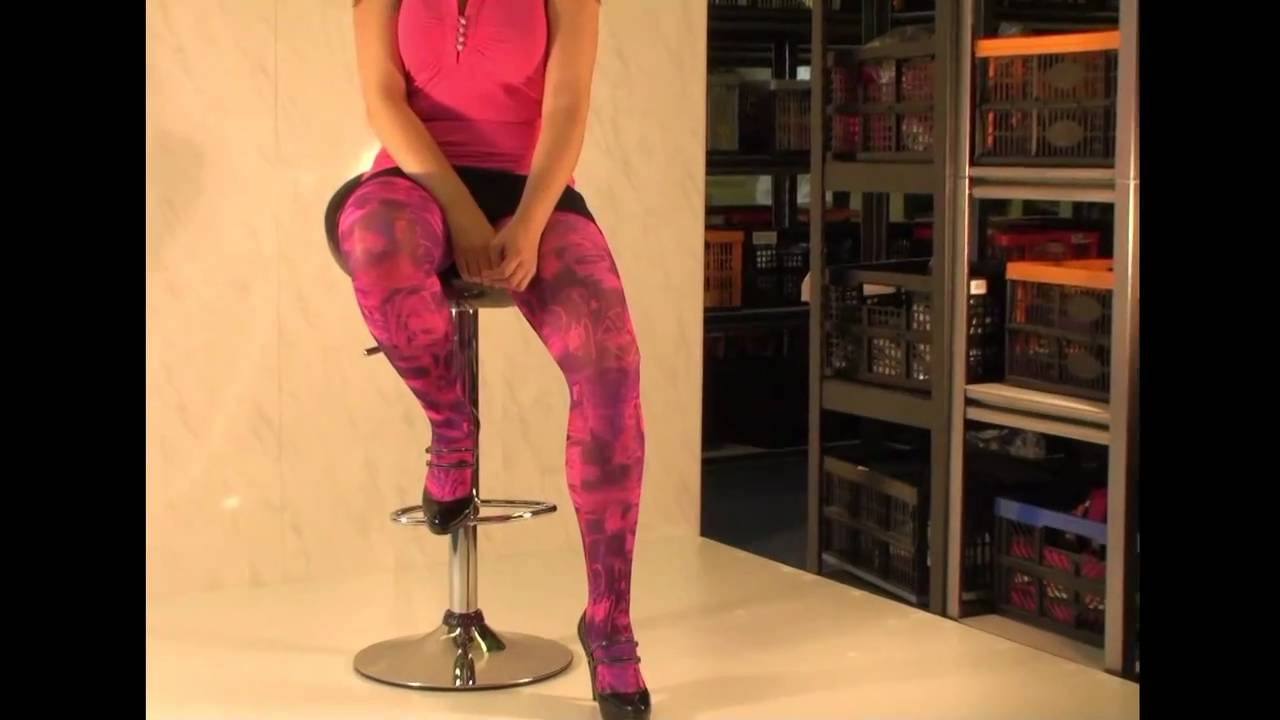 2ddbf0f732c UK Tights - Tiffany Quinn Emma Tights - YouTube