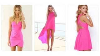 Top 100 pink summer dresses for women 2016