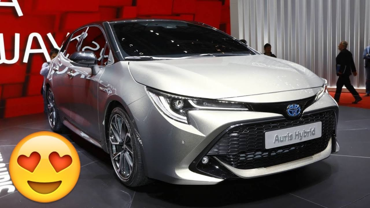 revelado toyota auris 2019 mostra como ficar o pr ximo. Black Bedroom Furniture Sets. Home Design Ideas