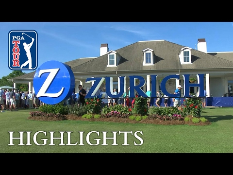Highlights | Spieth and Palmer among teams that share the lead at Zurich