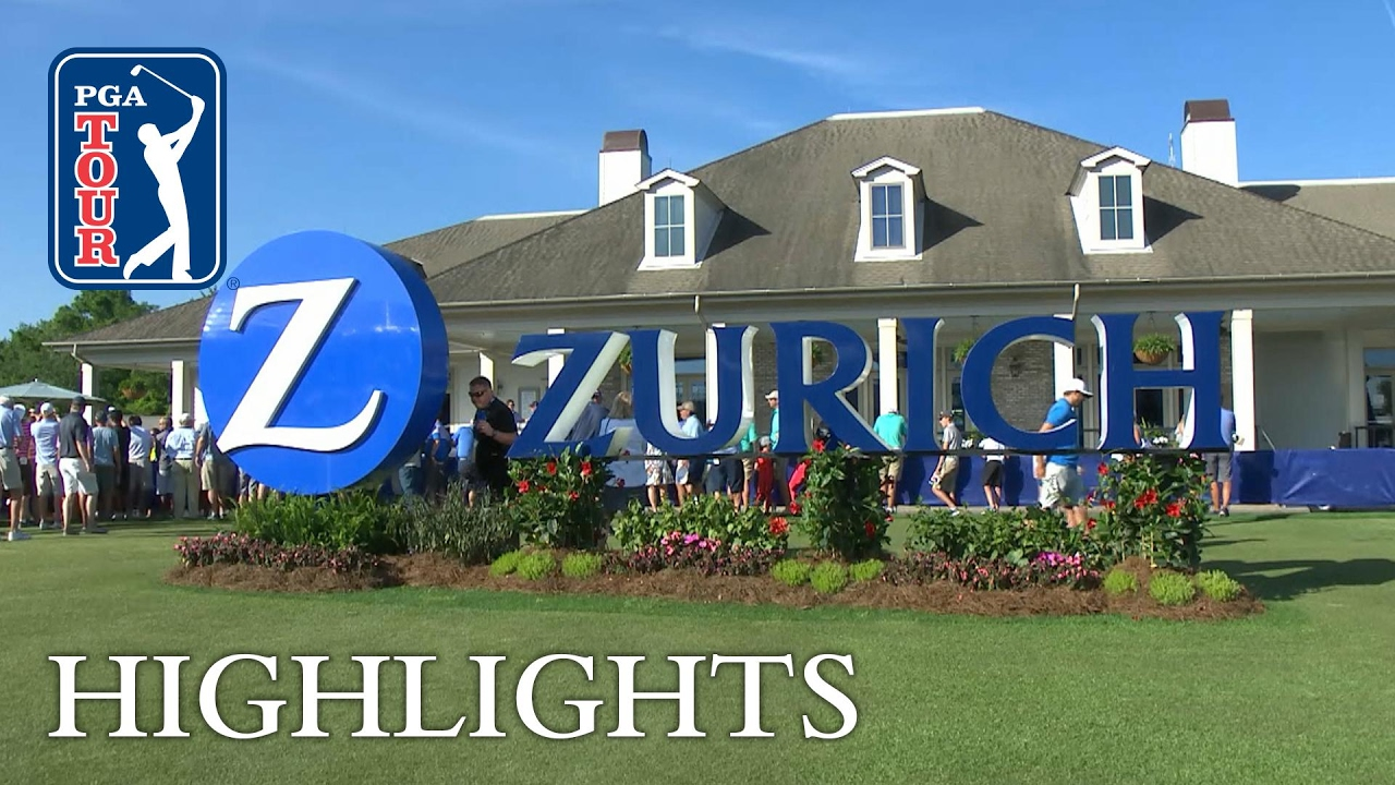 PGA Tour 2017: playoff scores for Zurich Classic; TV, final leaderboard