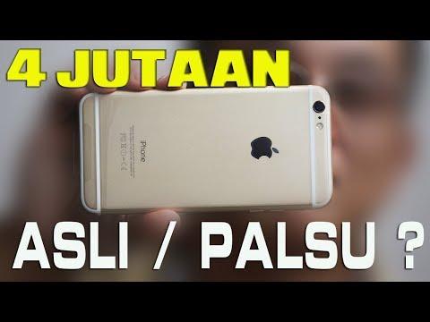 UNBOXING iPhone 6 Plus  Baru 4 Jutaan (2018)
