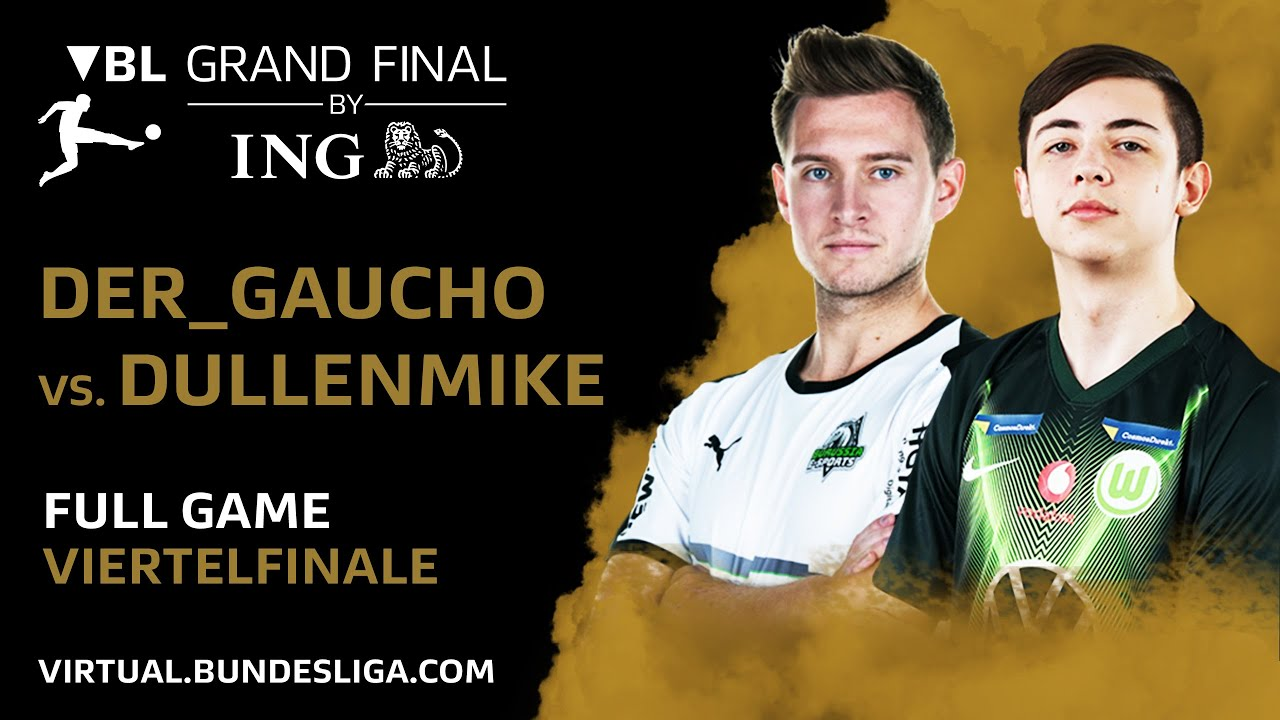 Der_Gaucho10 vs DullenMIKE | Full Game - Viertelfinale | VBL Grand Final by ING