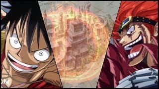 One Piece Capitolo 924 Spiegato e Teoria - Rufy & Kidd Uniti dal D.estino - Fine Primo Atto!