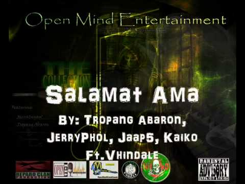 Salamat Ama - Reparo Clan (Dance With My Father Tagalog Version)