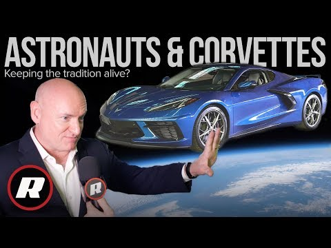 Former astronaut Scott Kelly dishes on his love for Corvettes