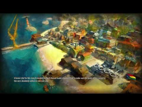 WTF is this game ?! (Tropico 5 gameplay indo)  