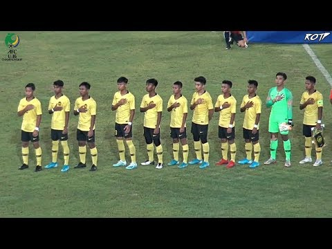 Malaysia 7 - 0 Cambodia (Highlight HD - AFC U16 2020 Qualify - 18/9/2019)