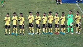 Malaysia 7 - 0 Cambodia (Highlight HD - AFC U16 2020 Qualify - 18/9/2019)