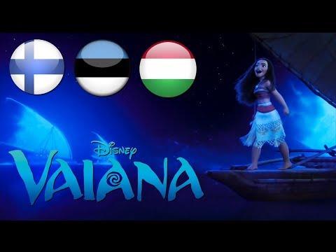 Vaiana - I Am Vaiana (Finno-Ugric Mix)