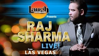 Laugh Factory Presents Raj Sharma Live from Las Vegas - PROMO CLIP - Stand-up Comedy Special thumbnail