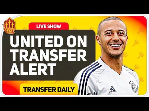 Thiago Transfer Hope! Alexis Sanchez Slams United! Man Utd Transfer News