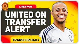 Thiago Transfer Hope! Alexis Sanchez Slams United! Man Utd Transfer News