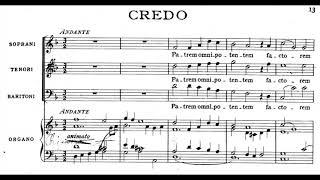 Lorenzo Perosi - Missa Pontificalis (complete score)