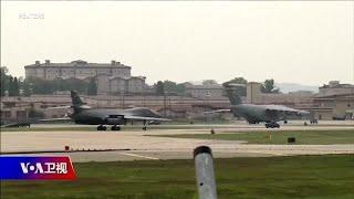 焦点对话:美军机巡弋   解放军放话  香港局势吃紧?