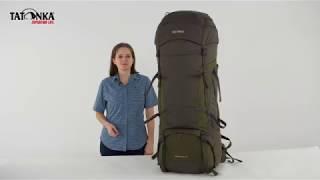 Tatonka Jasper 90+15 - обзор туристического рюкзака