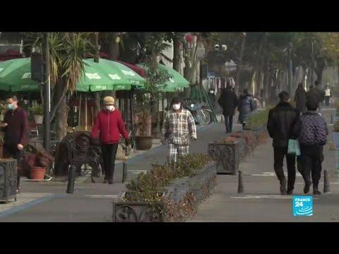 En Chine, Wuhan S'est Transformée En Ville Fantôme