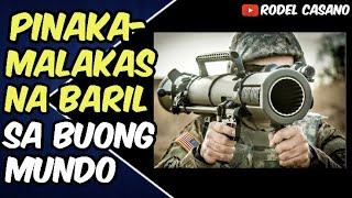 Pinakamalakas Na Baril Sa Buong Mundo | Powerful Gun In The World