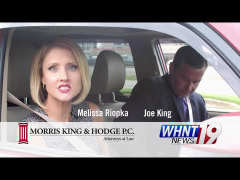 2019 Distracted Driving Commercial - Morris King & Hodge and WHNT