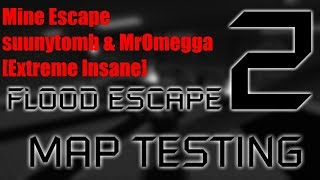 FE2 - Mine Escape - [Extreme Insane] - Roblox