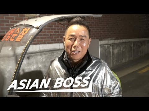 Meet Popeye: Korean Youth Counselor Helping Troubled Teens | ASIAN BOSS