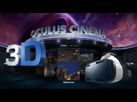 How to watch videos and movies with Gear VR