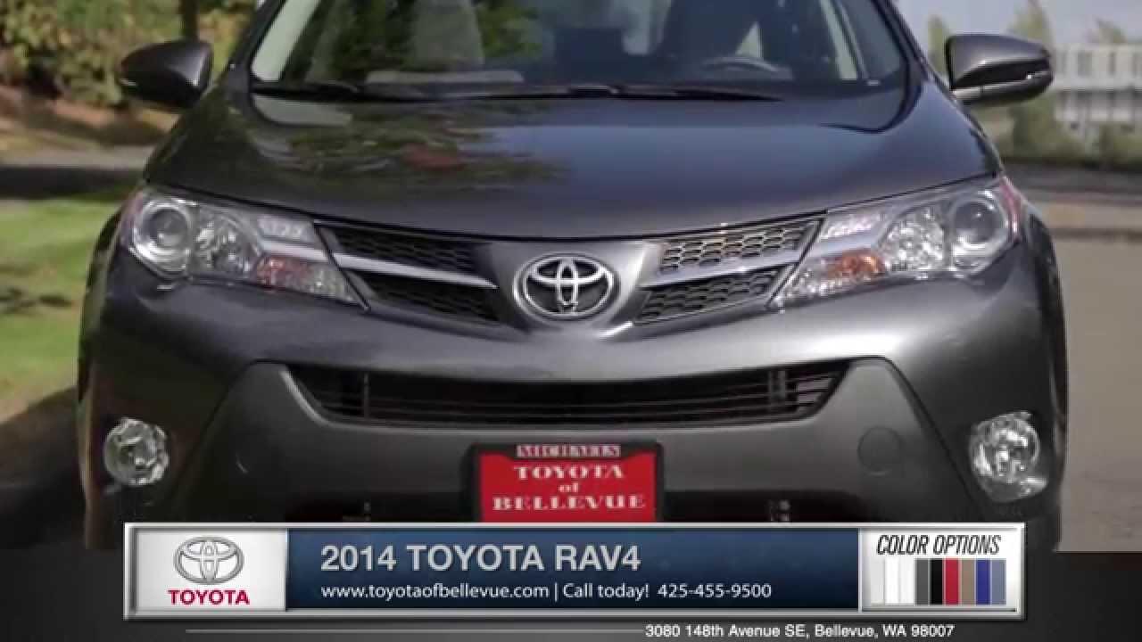 Superb 2014 Toyota RAV4 Review | Toyota Of Bellevue   Toyota Dealer In Bellevue, WA